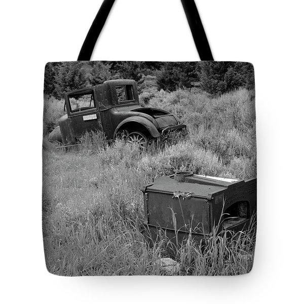 Old Hudson Tote Bag