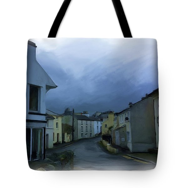Old Laxey Village 1 Tote Bag