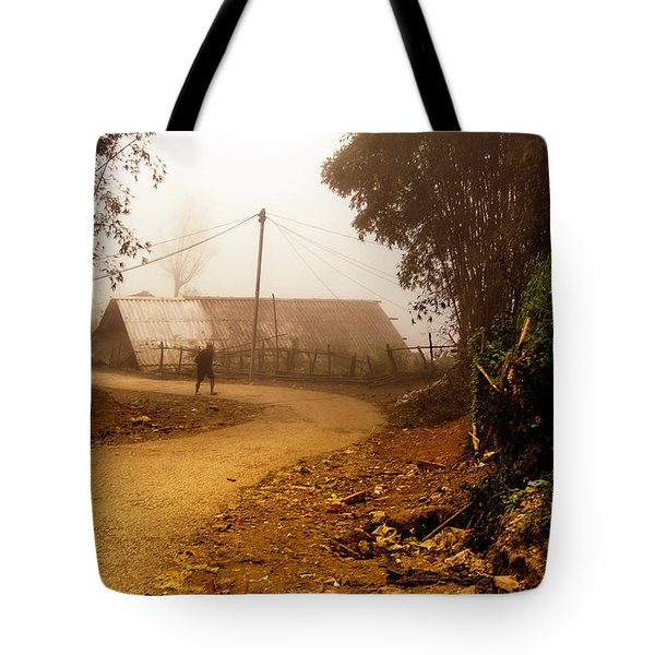 Old Man's Journey - Sapa, Vietnam Tote Bag