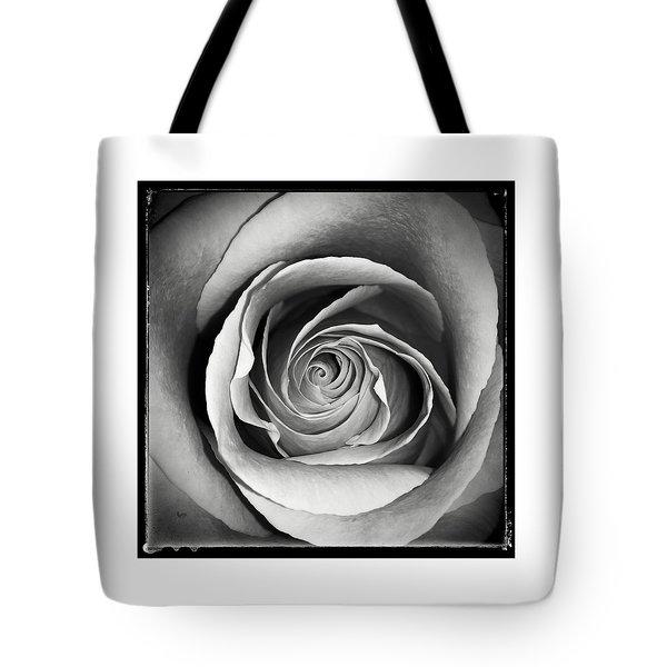 Old Rose Tote Bag