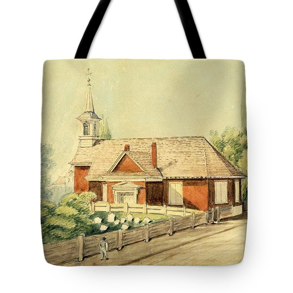 Old Swedes' Church, Southwark, Philadelphia Tote Bag