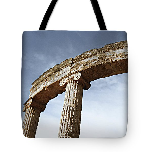Olympia Relic 1 Tote Bag