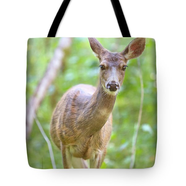 Olympic Doe Tote Bag