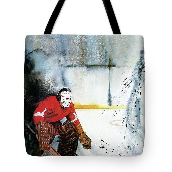Olympic Hockey Tote Bag