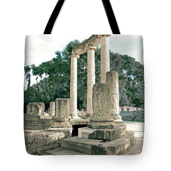 Olympia Relic -2 Tote Bag