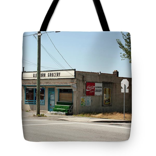 Tote Bag featuring the photograph On Gilmore by Juan Contreras