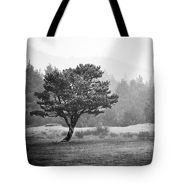 Tote Bag featuring the photograph On My Own by Whitney Goodey