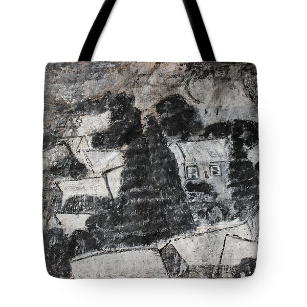 On The Day Of Execution Tote Bag