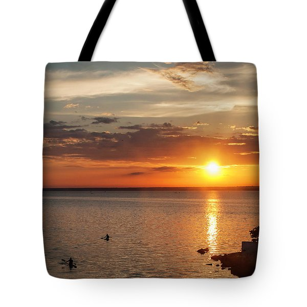 On The Sea Tote Bag