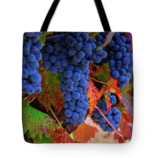 On The Vine II Tote Bag