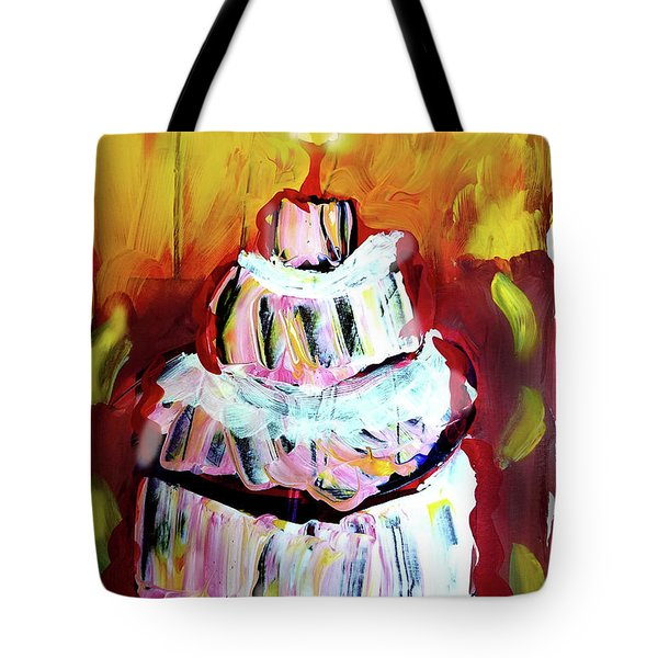 One Candle Tote Bag