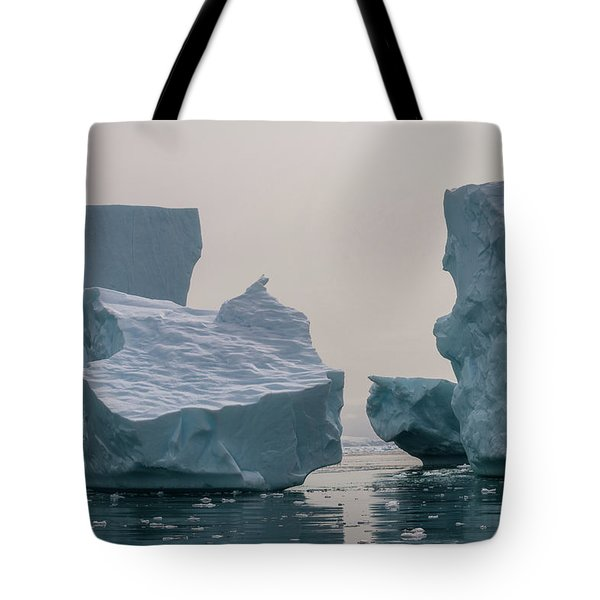One Cube Or Two Tote Bag