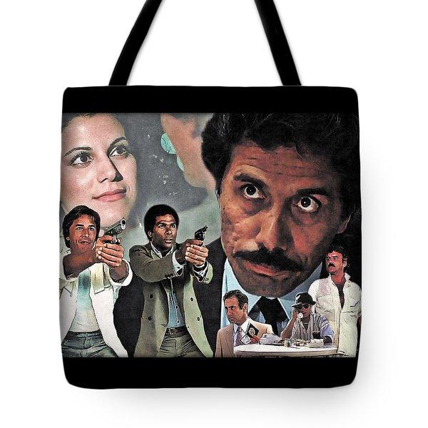 One Eyed Jack Tote Bag