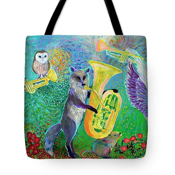 One Magical Evening Tote Bag