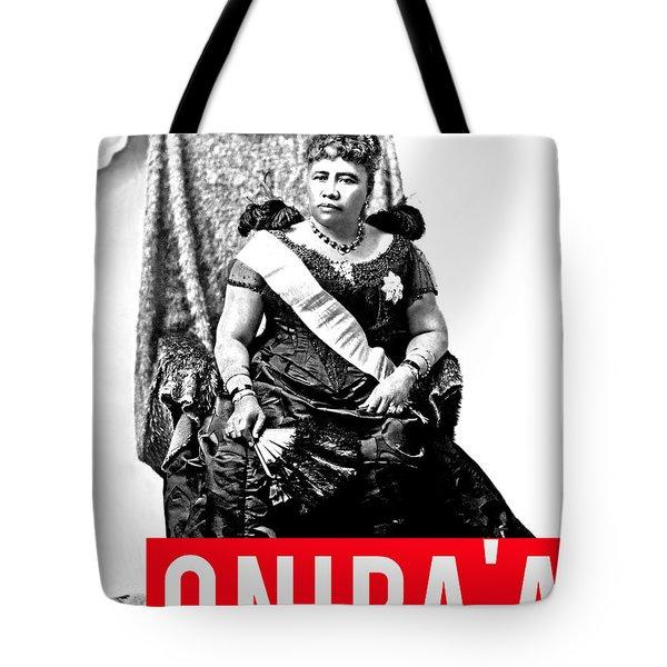 Onipaa Tote Bag