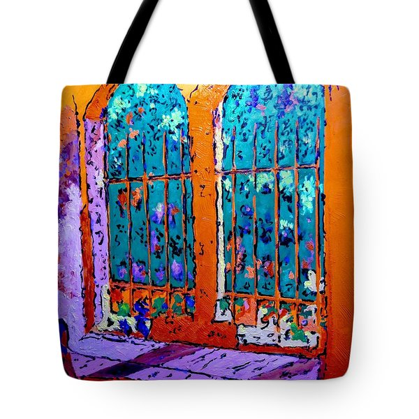 Open Mind And Soul Tote Bag
