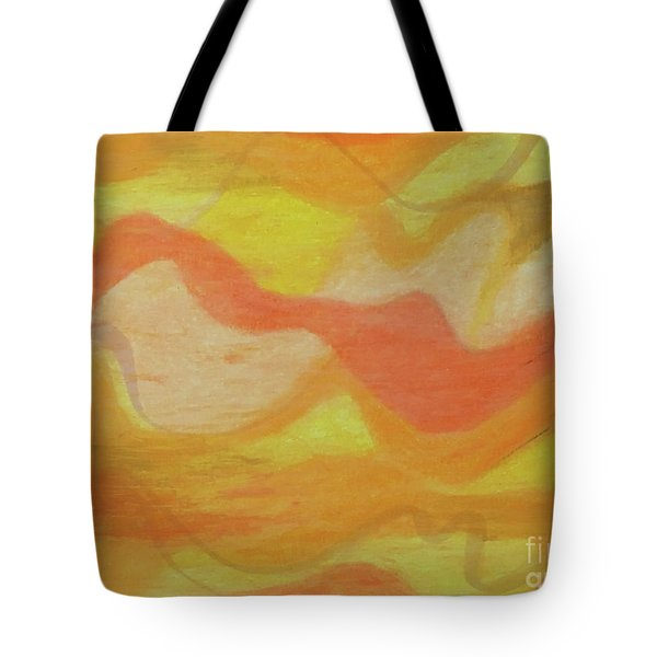 Orange Colors 1 Tote Bag