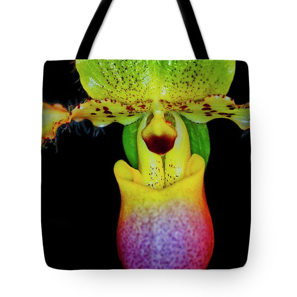 Orchid Study Eleven Tote Bag