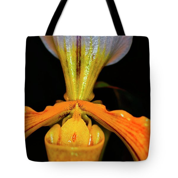 Orchid Study Five Tote Bag