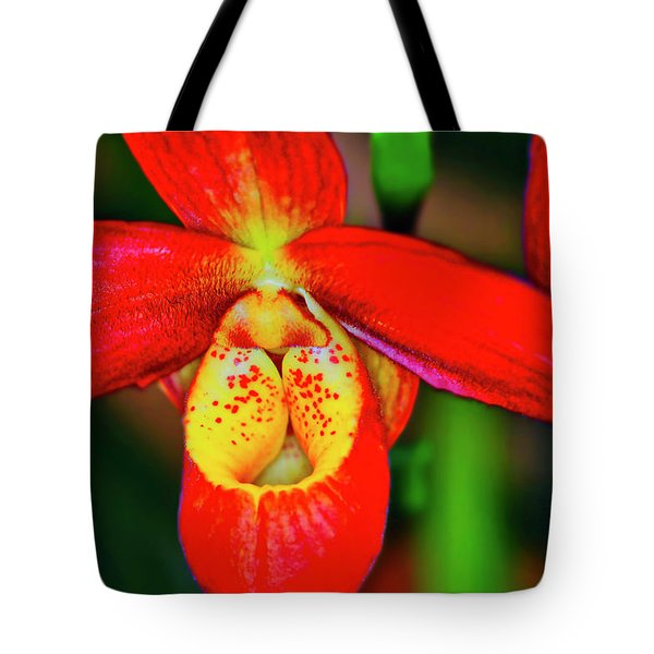 Orchid Study Seven Tote Bag