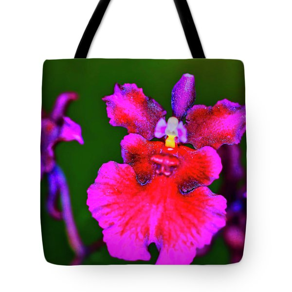 Orchid Study Three Tote Bag