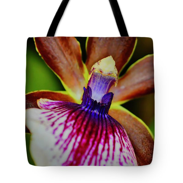 Orchid Study Two Tote Bag