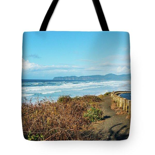Oregon Surf Tote Bag