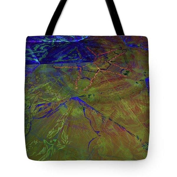 Organica 3 Tote Bag