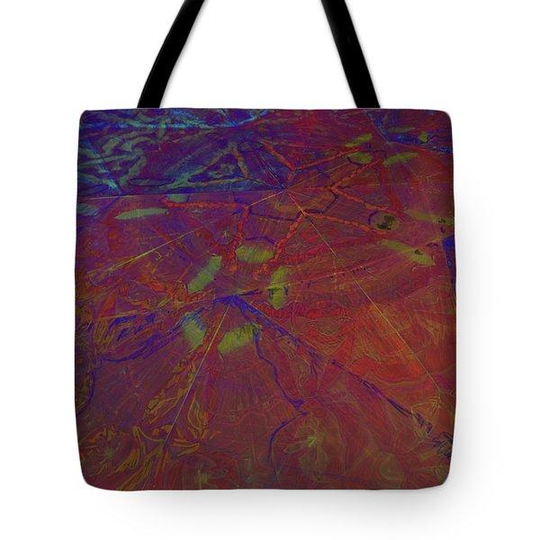 Organica 5 Tote Bag