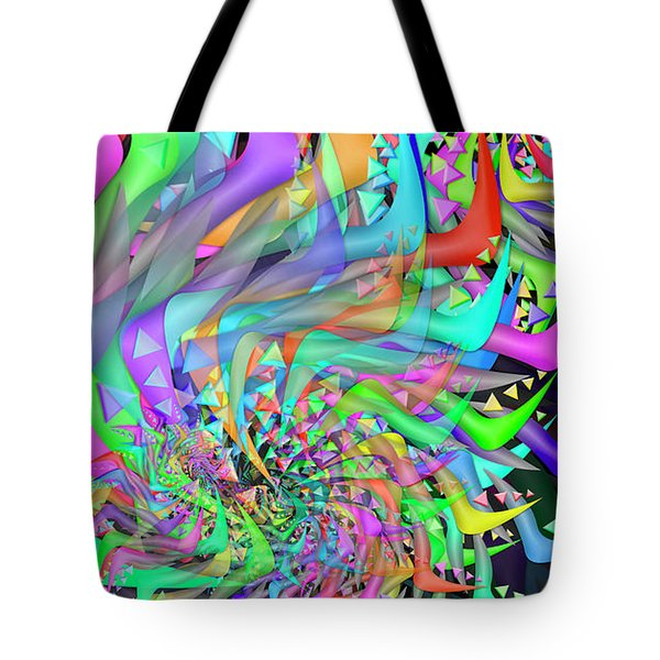 Ornament Complex Remix One Tote Bag