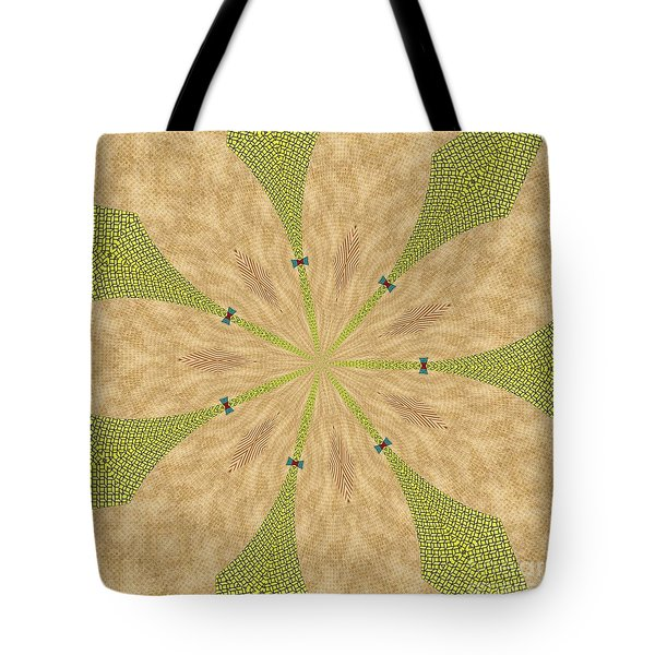Ornament Number Three Tote Bag