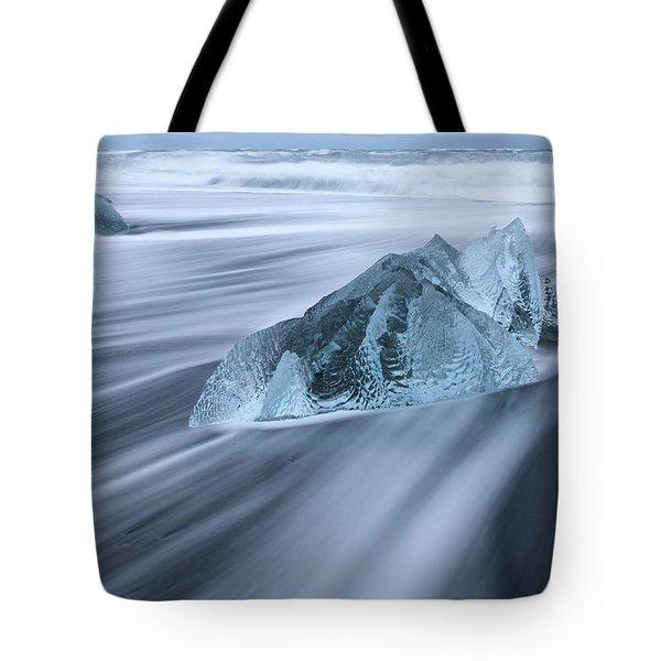 Ornate Ice Tote Bag