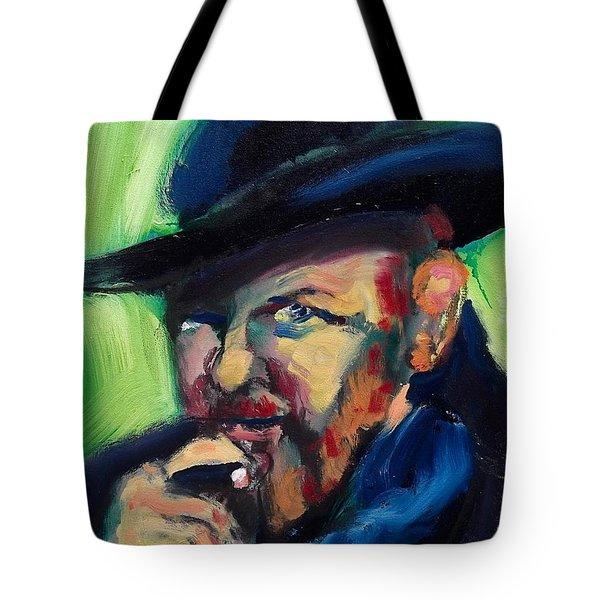 Orson Werlles Tote Bag