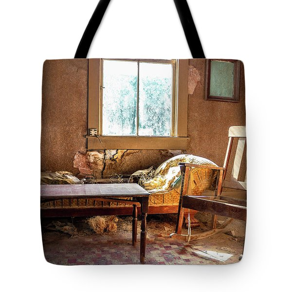 Our Home Of Long Ago Tote Bag