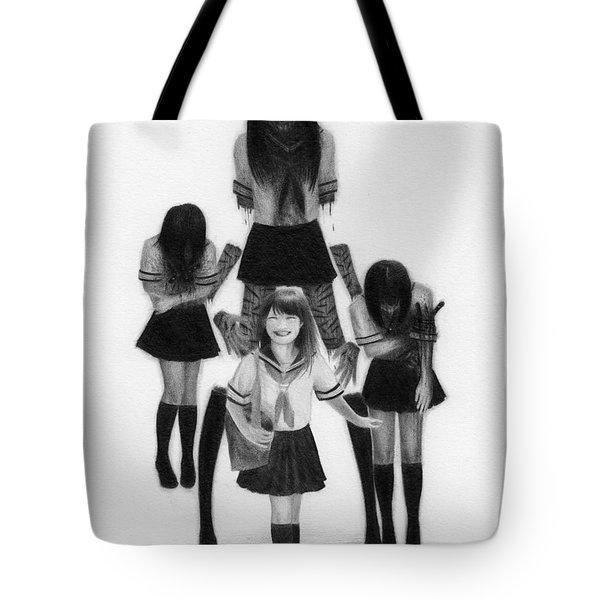 Our Last School Days - Artwork Tote Bag