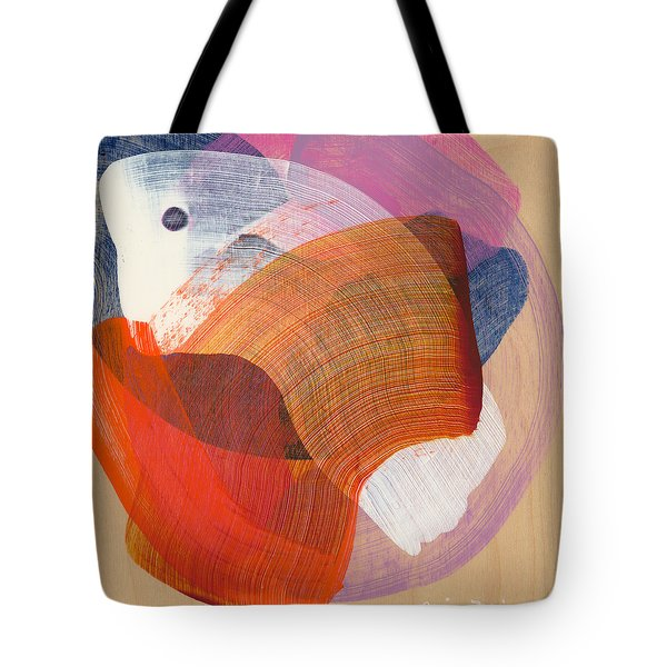 Out Of The Blue 01 Tote Bag