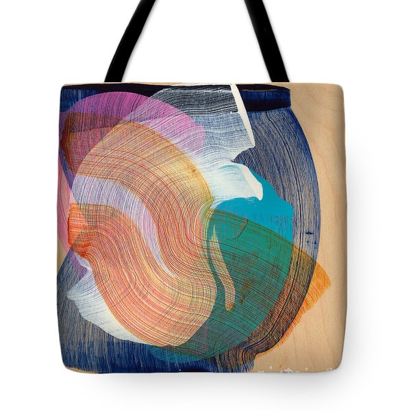 Out Of The Blue 07 Tote Bag