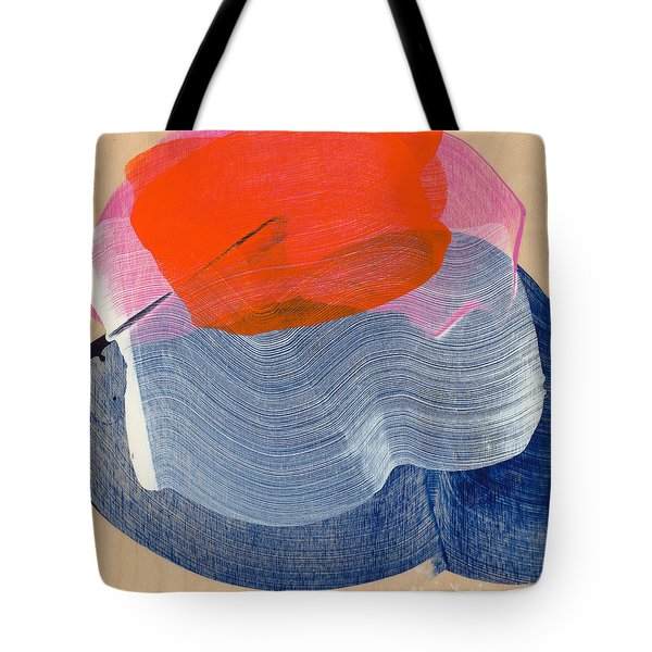 Out Of The Blue 08 Tote Bag