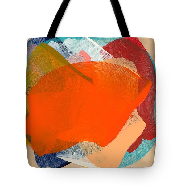 Out Of The Blue 11 Tote Bag