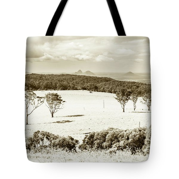 Outback And Beyond Tote Bag