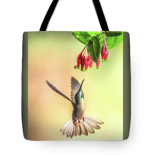 Overhead Tote Bag