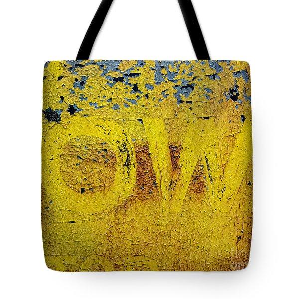 OW  Tote Bag
