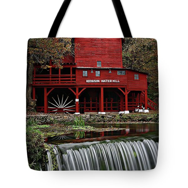 Ozarks Mill Tote Bag