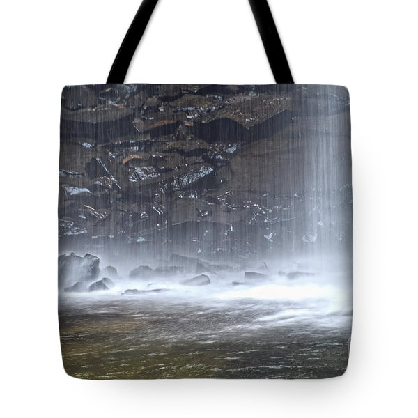 Ozone Falls 12 Tote Bag