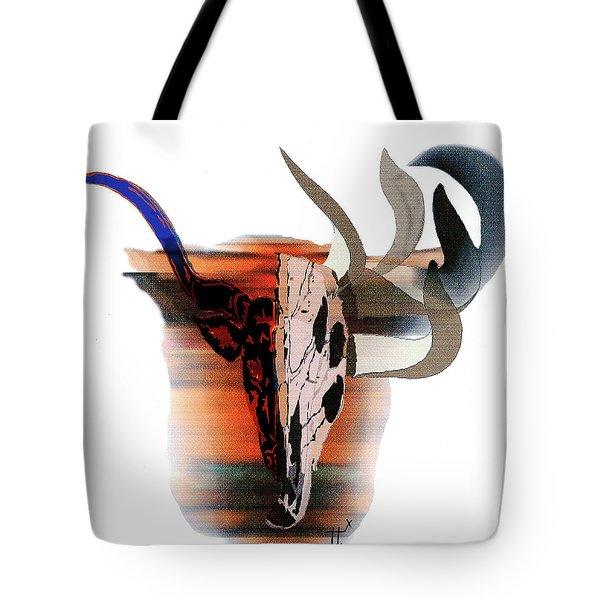 Pablo's Cow Tote Bag