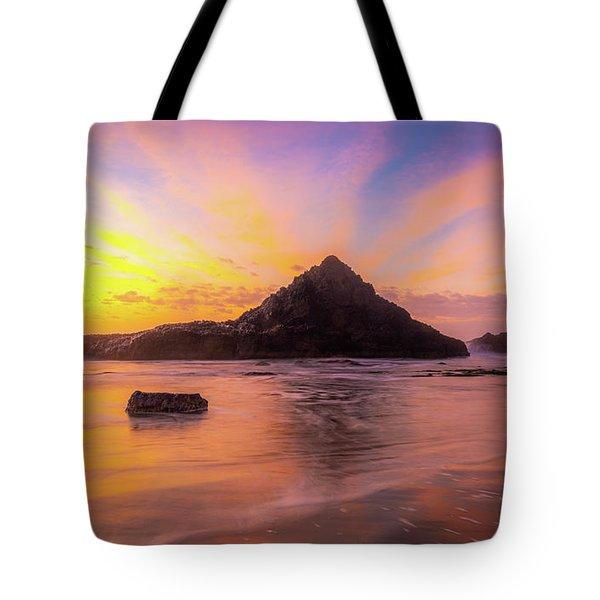 Pacific Northwest Paradise Tote Bag