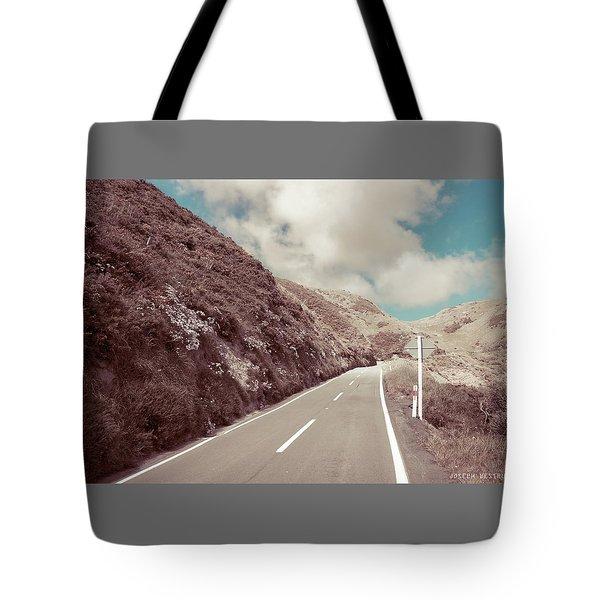 Paekakariki Hill Road Tote Bag