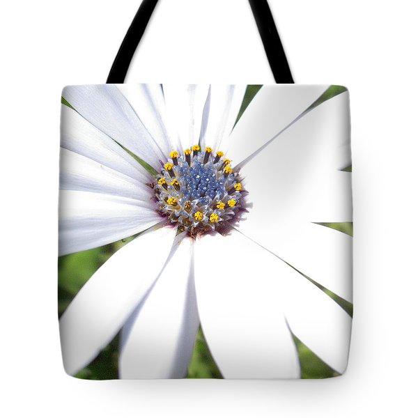 Page 13 From The Book, Peace In The Present Moment. Daisy Brilliance Tote Bag