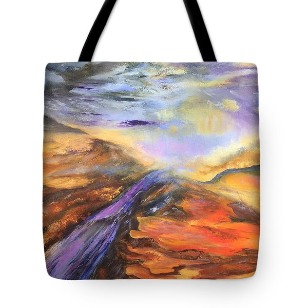 Paint Rock Texas Tote Bag