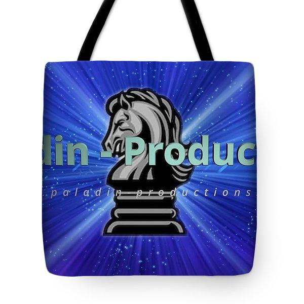 Paladin-productions.com Logo Tote Bag